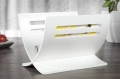 HOME Design :: Gazetnik Gazetta White (Z6386)