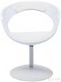 HOME Design :: Fotel obrotowy Retro Easy All White (Z6073)
