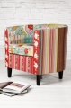 HOME Design :: Fotel Patchwork, Owal (Z18876)
