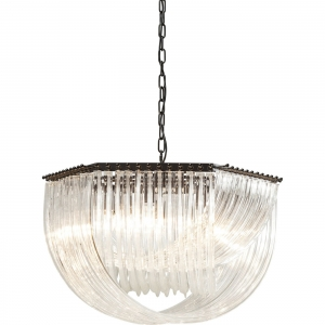 HOME Design :: Lampa Grand Casino z kryształów Ø66cm (38293)