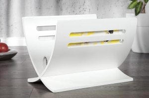 INTERIOR :: Gazetnik Gazetta White (Z6386)