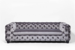 HOME Design ::  Sofa My Desire Grey 3-osobowa szara (79616)