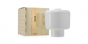Kartell Fragrances :: Świeca zapachowa Nikko White - Ghost Diamond (JK1020A4)
