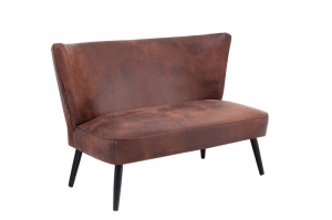 Interior :: Sofa szezlong Retro brown 115cm (Z37189)