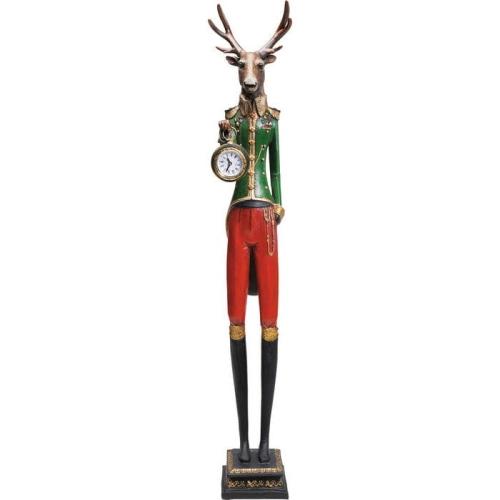 Kare design zegar stoj cy gentleman deer 72 cm jele for Kare design tischuhr