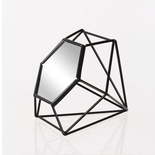 HOME Design :: Lustro Geometryczne Stojące Diamond Loft